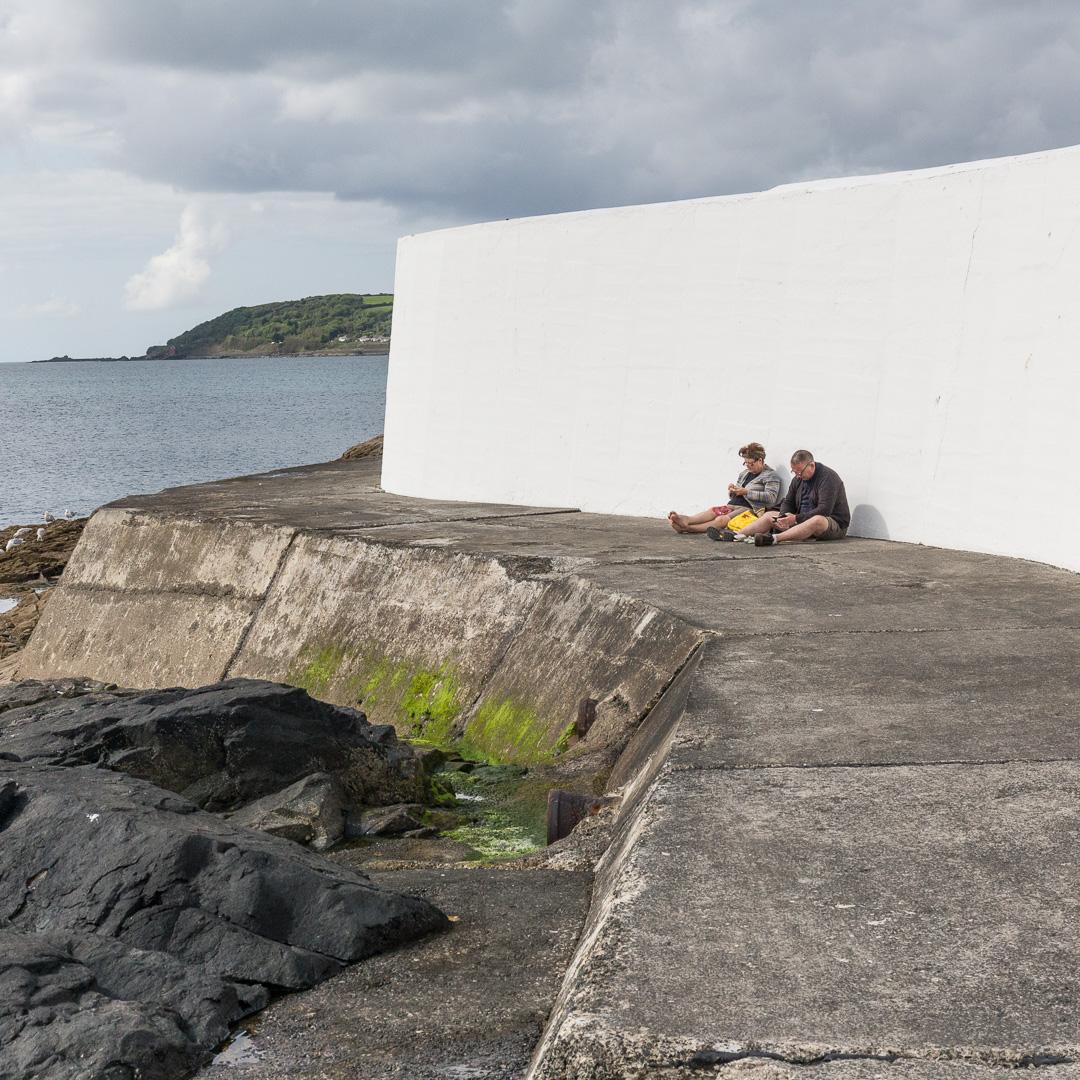 Battery rocks, Penzance, Cornwall.