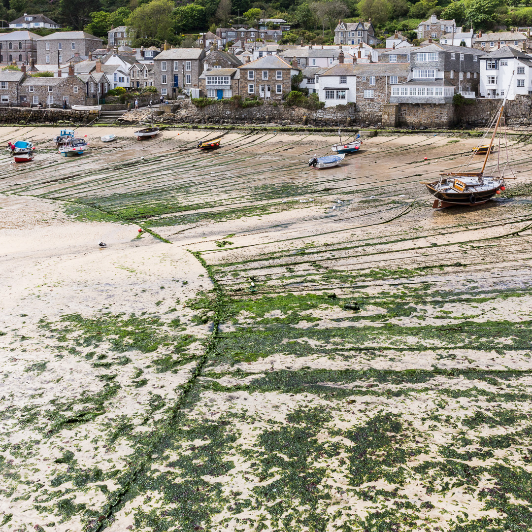 Mousehole, Cornwall.