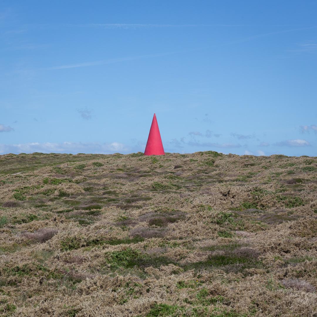 Runnelstone navigation markers I, Gwennap Head, Cornwall.