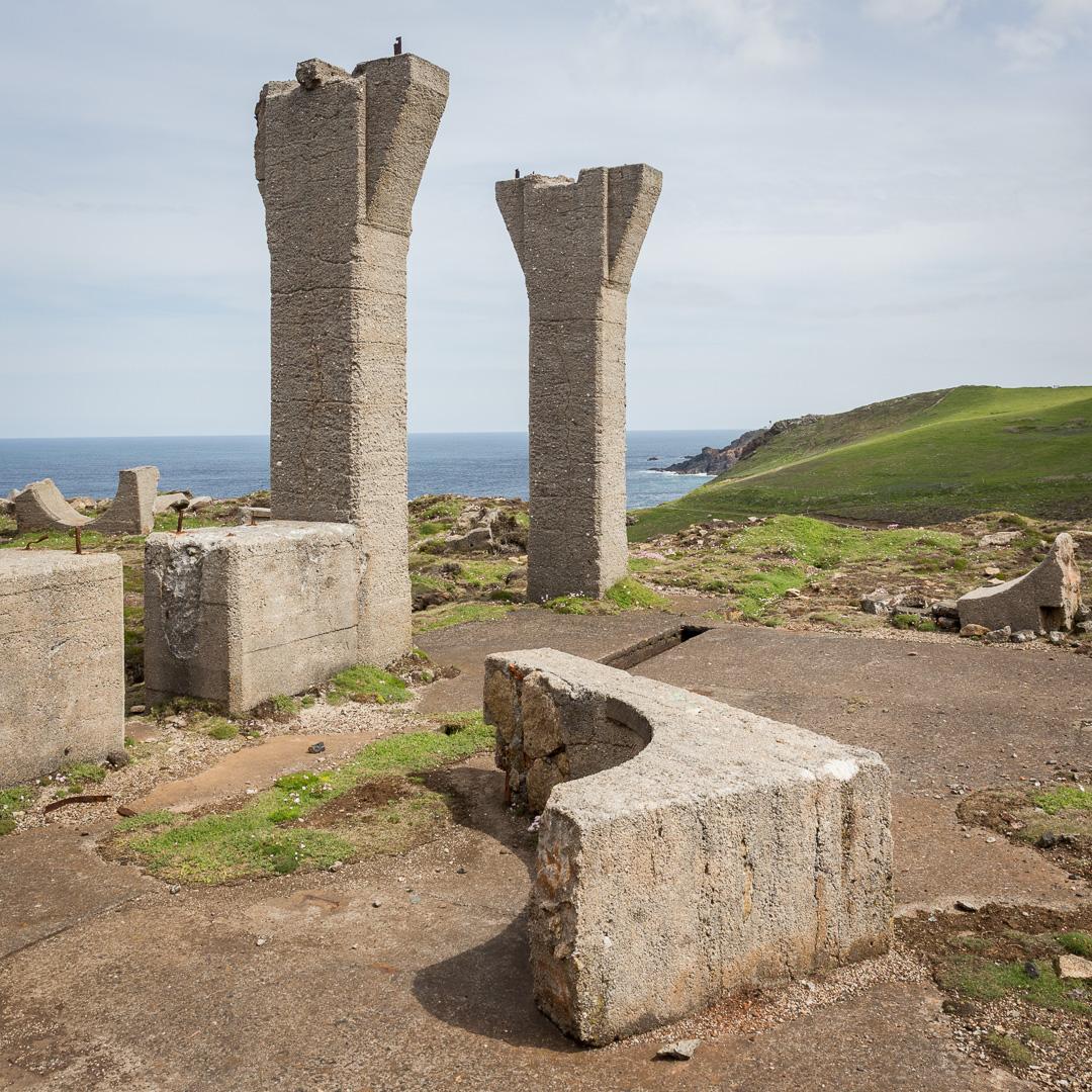 Geevor Tin Mine II, Cornwall.