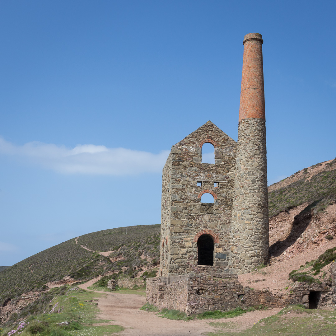 Wheal Coates, Chapel Porth, Cornwall.