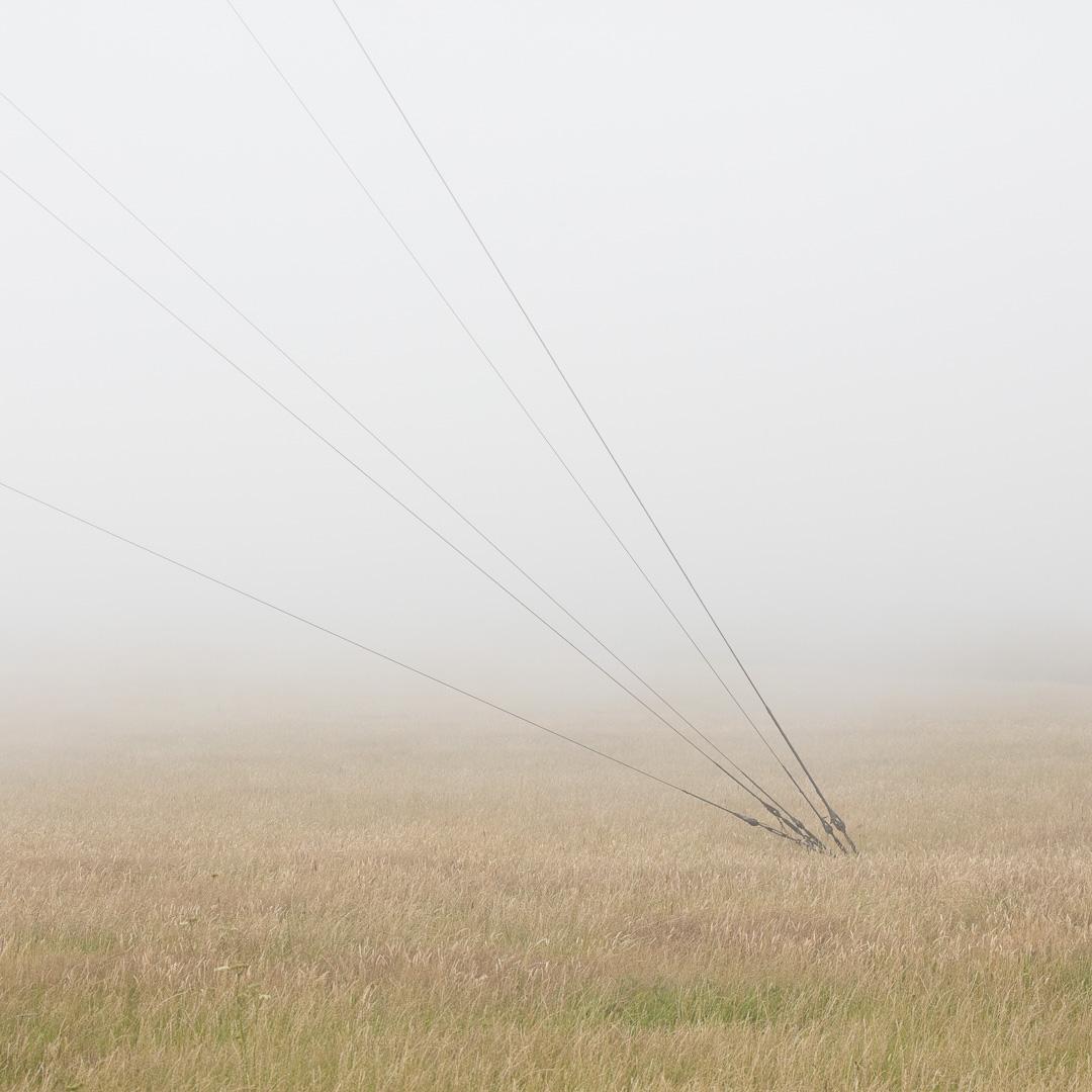 Radio mast, Sandhole, Devon.