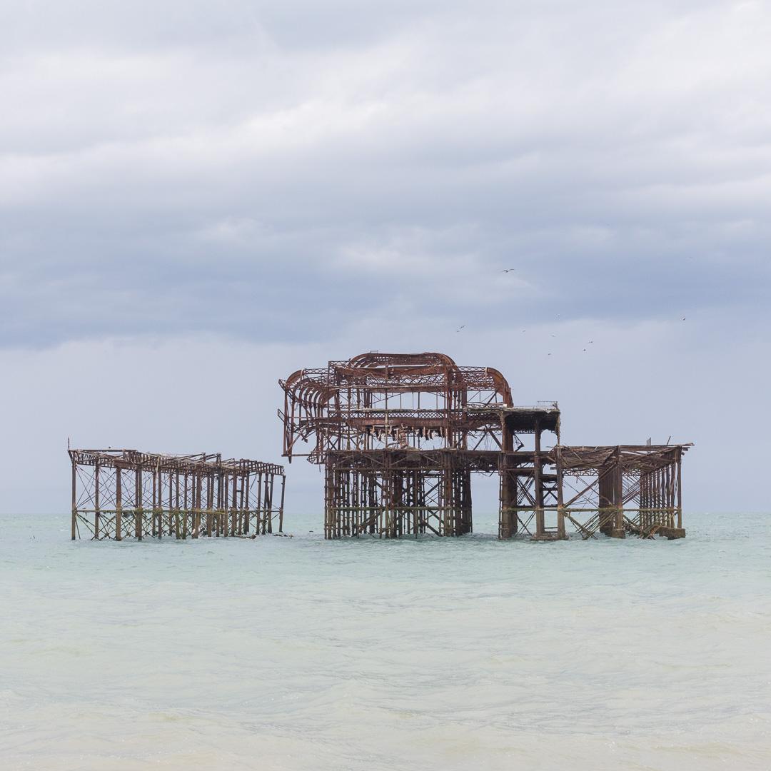 West Pier I, Brighton, Sussex