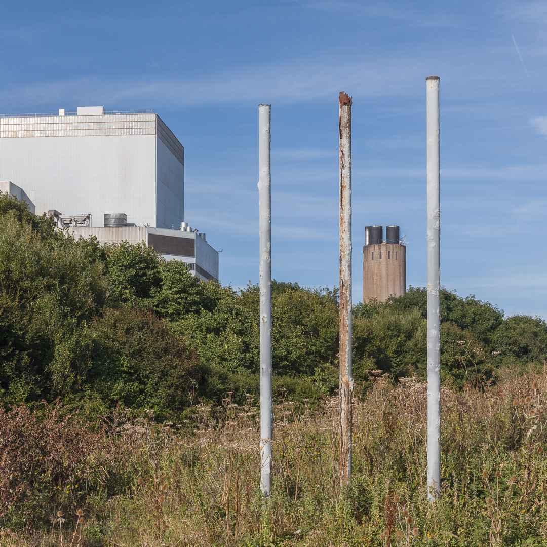 Hinkley Point B nuclear power station, Somerset.