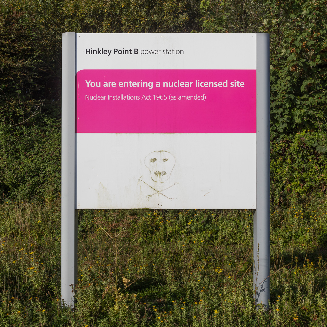 As Amended, Hinkley Point, Somerset.