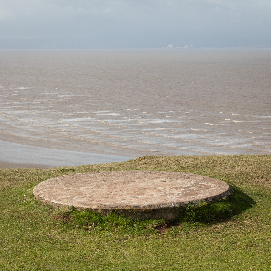 Unknown object, Brean Down, Somerset.