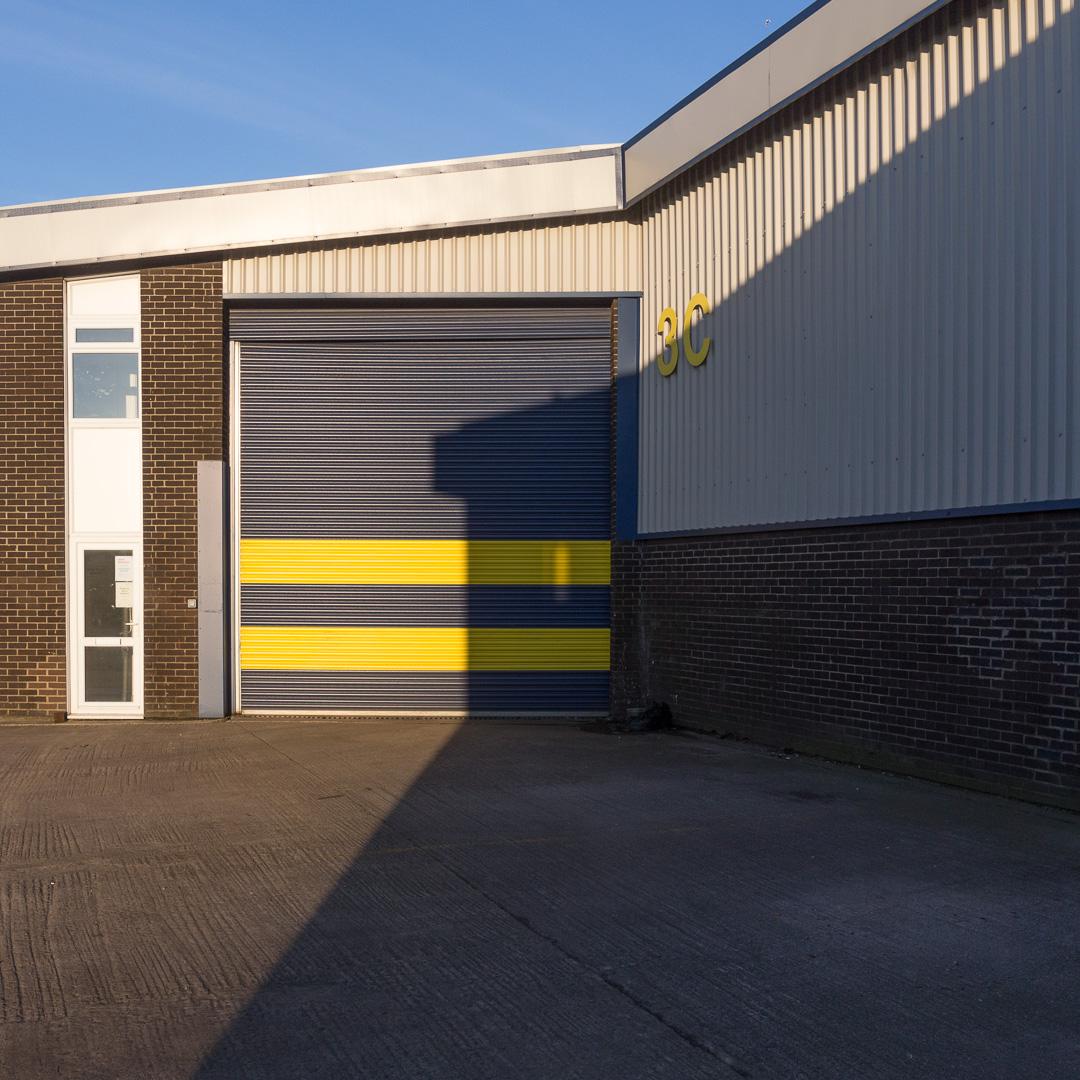 Industrial unit, Avonmouth, Avon.