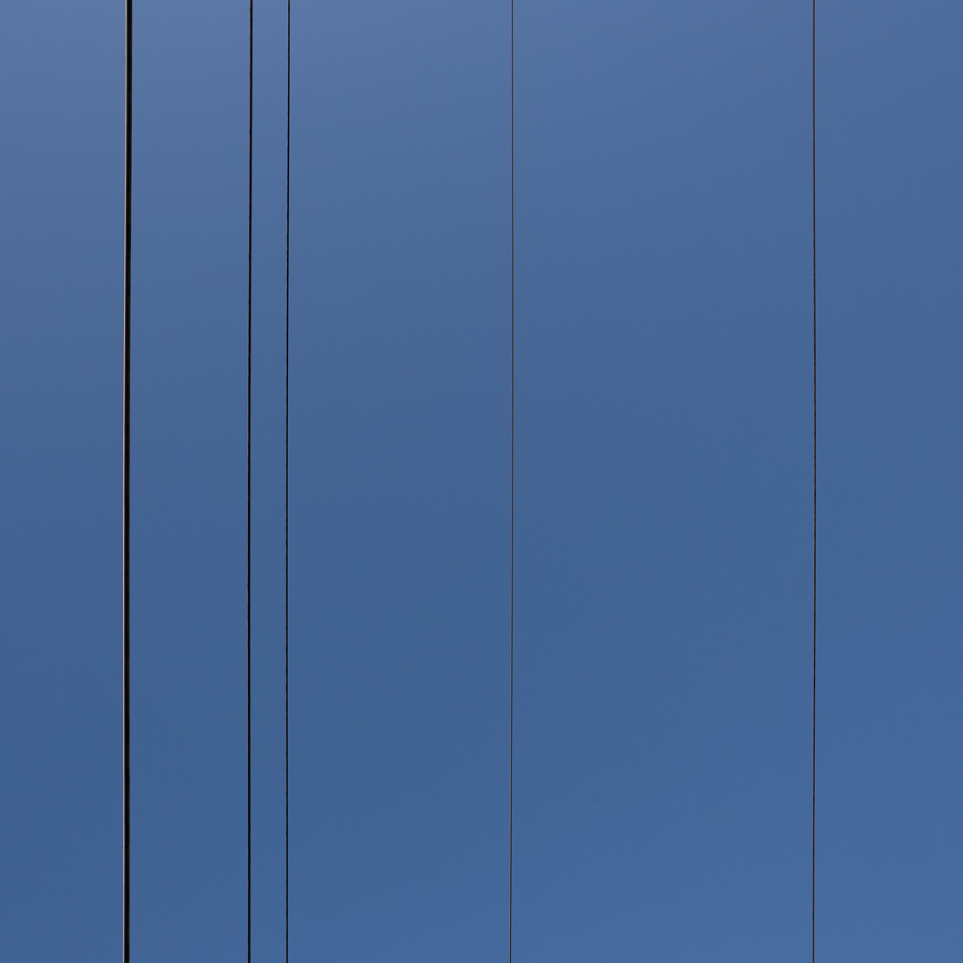 Overhead power lines, Aust, Avon.