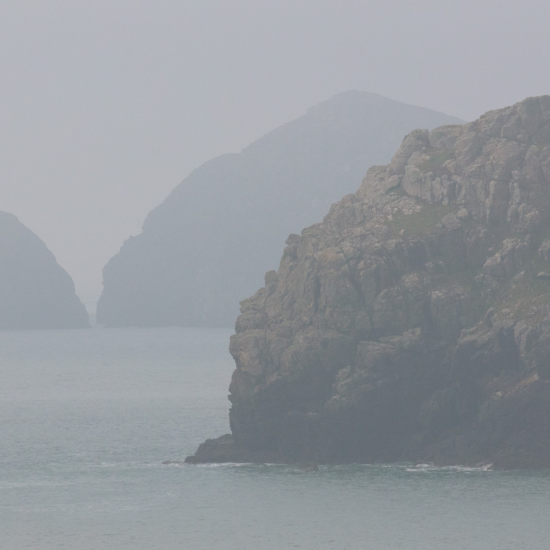 Ramsey Island & St David's Head, Pembrokeshire.