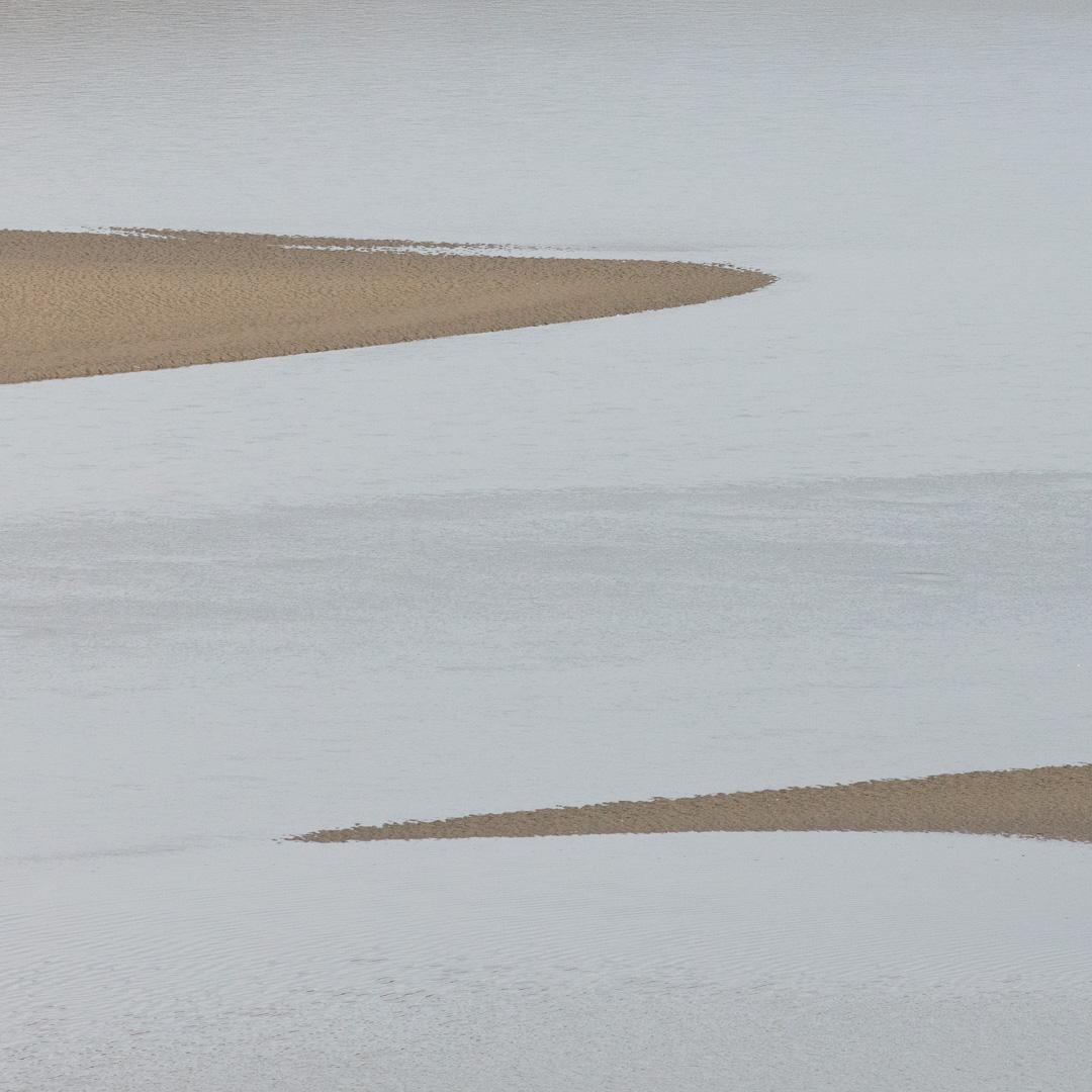 Pen yr Ergyd spit, River Teifi, Ceredigion.