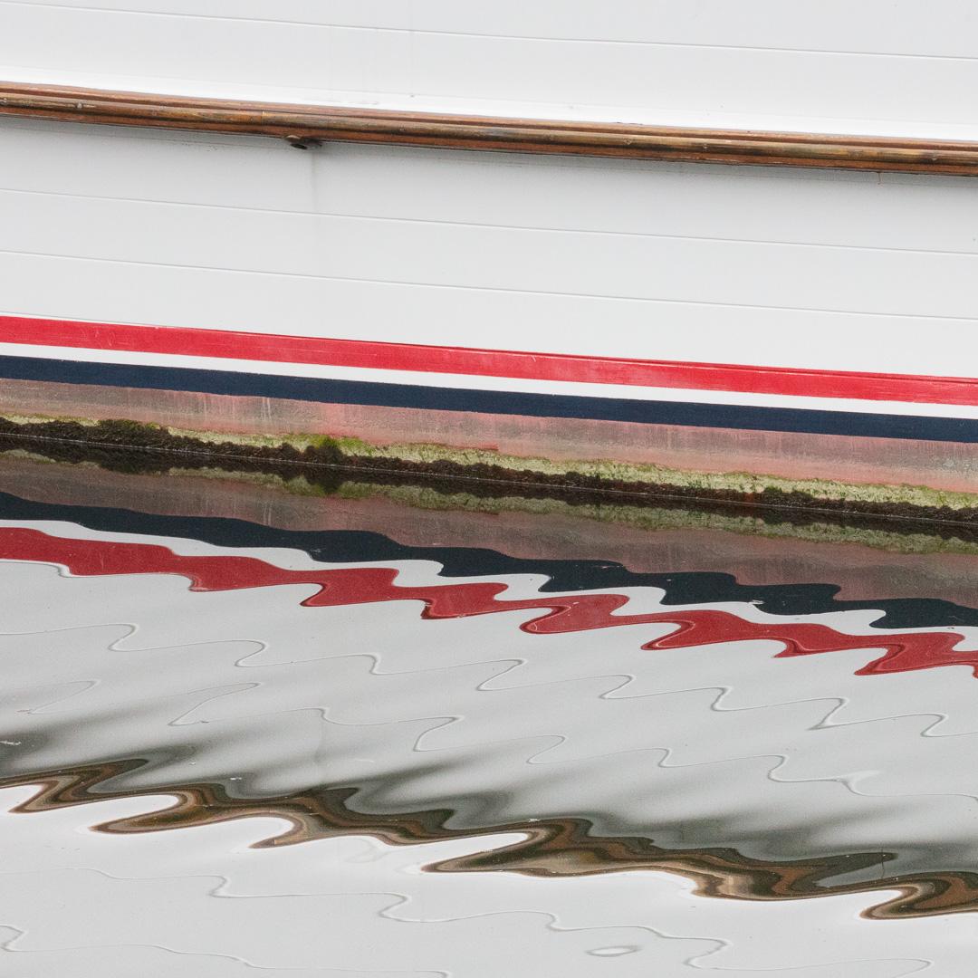 Lines, Port Dinorwic, Gwynedd.